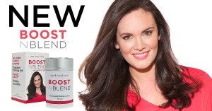 BOOST n BLEND for women with hair loss