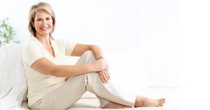 healthy hair tips for older women