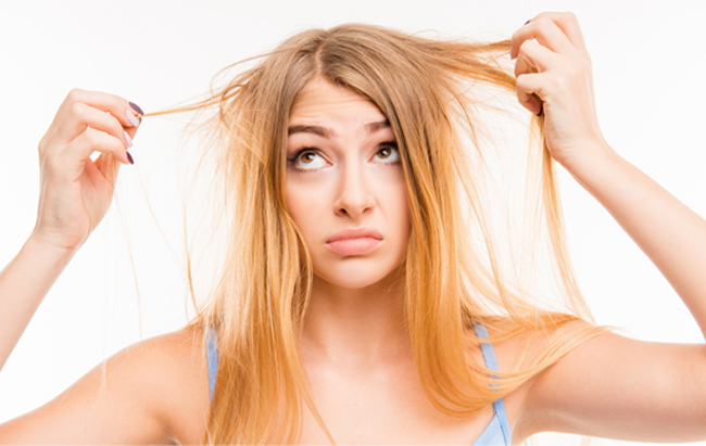 Dry shampoo can cause hair loss and a host of other scalp and hair problems including dry hair and extra breakage.