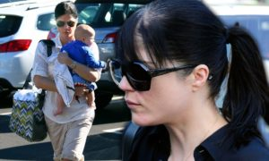 Selma Blair Hair Loss