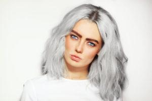 2019 hair trends grey hair